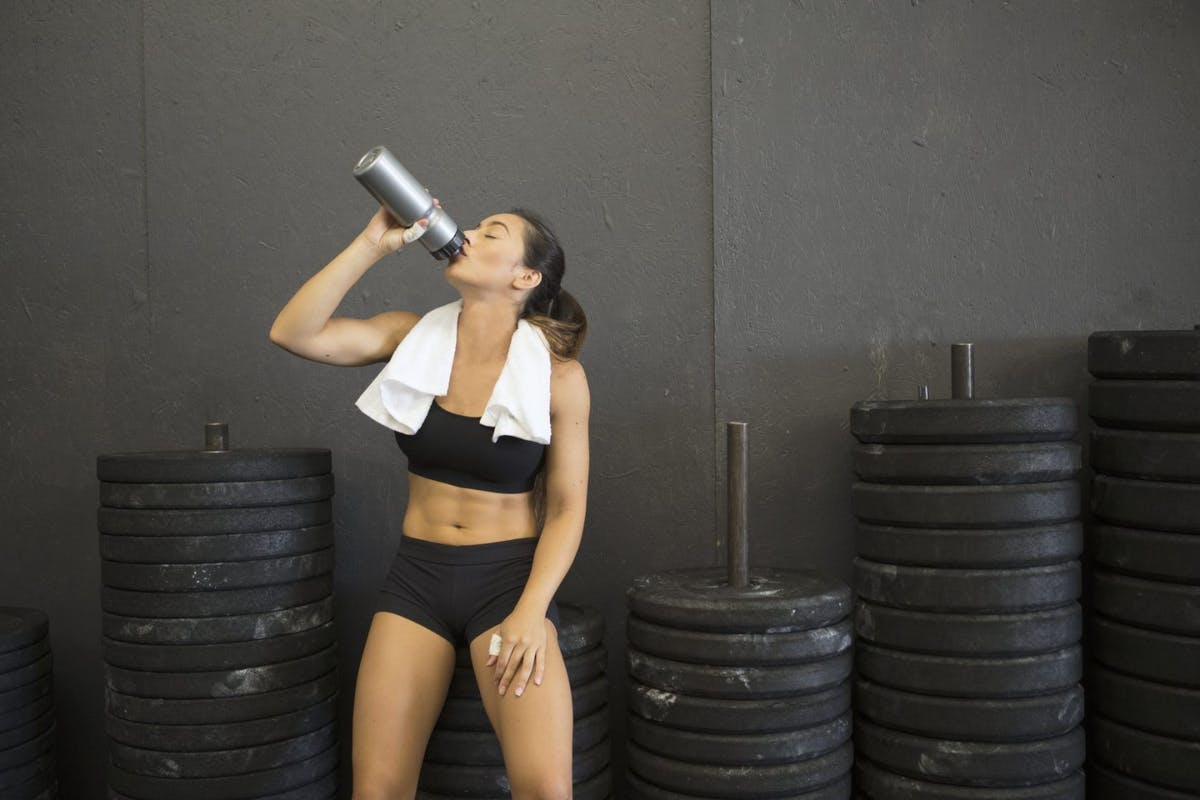 How much water you should drink after exercising