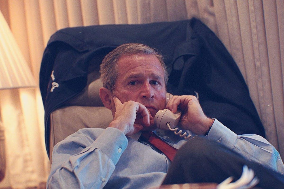 George W Bush in 9/11: Inside The President's War Room