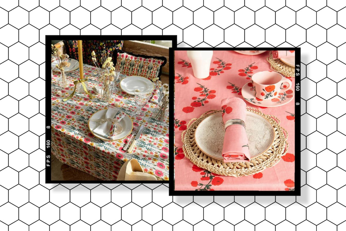 Instagram-approved tablecloths