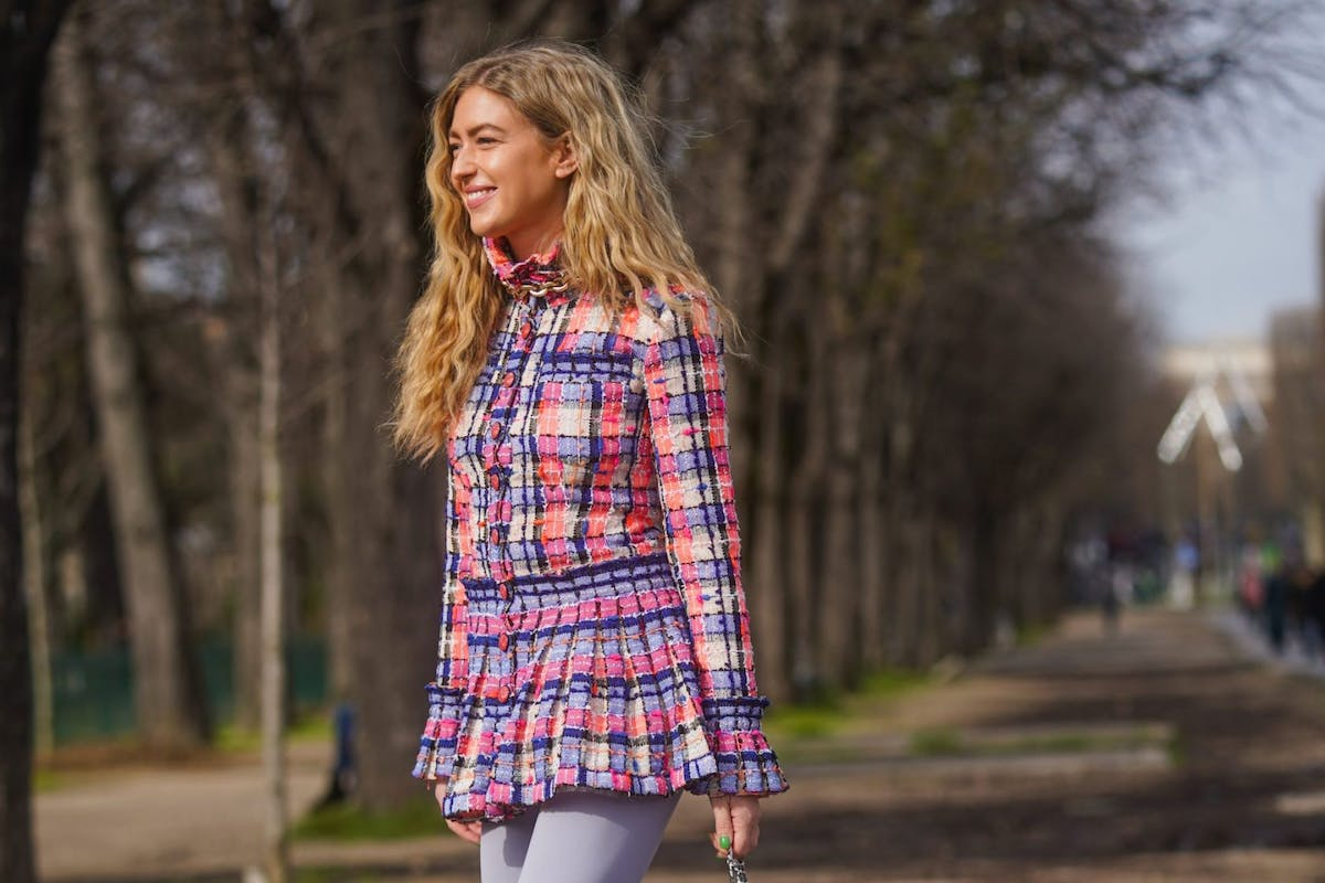 Tweed dresses to buy now and wear forever