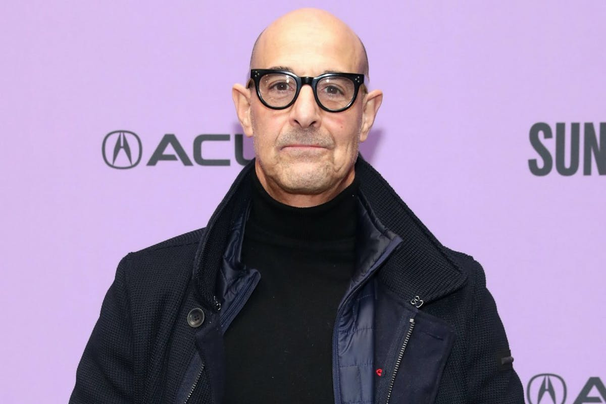"""Stanley Tucci attends the """"Worth"""" premiere during the 2020 Sundance Film Festival at Eccles Center Theatre on January 24, 2020 in Park City, Utah. (Photo by Cindy Ord/Getty Images)"""
