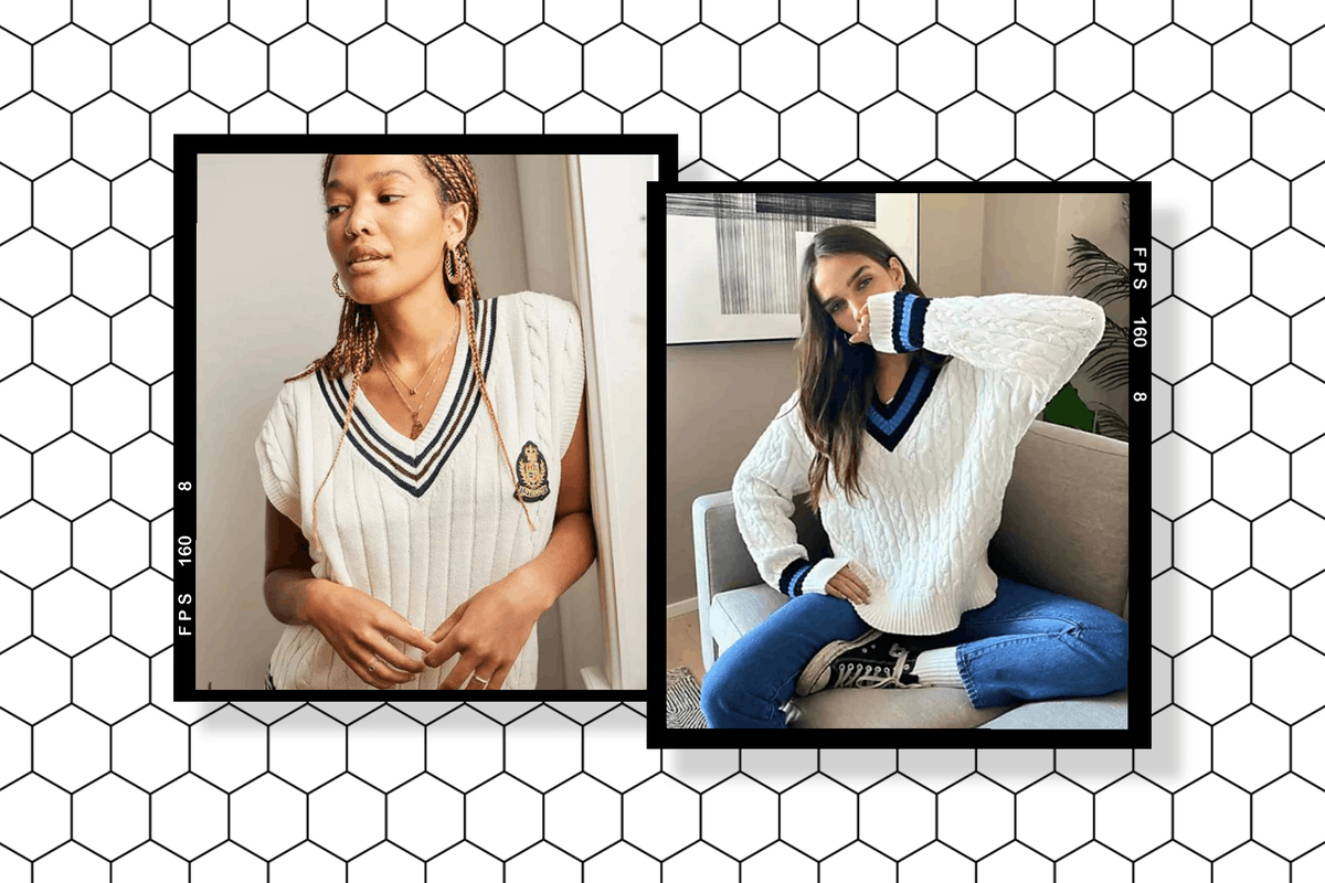 Cricket jumpers are back and better than ever