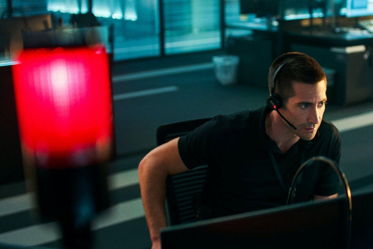 The Guilty: watch the trailer for Jake Gyllenhaal's pulse-raising new Netflix thriller