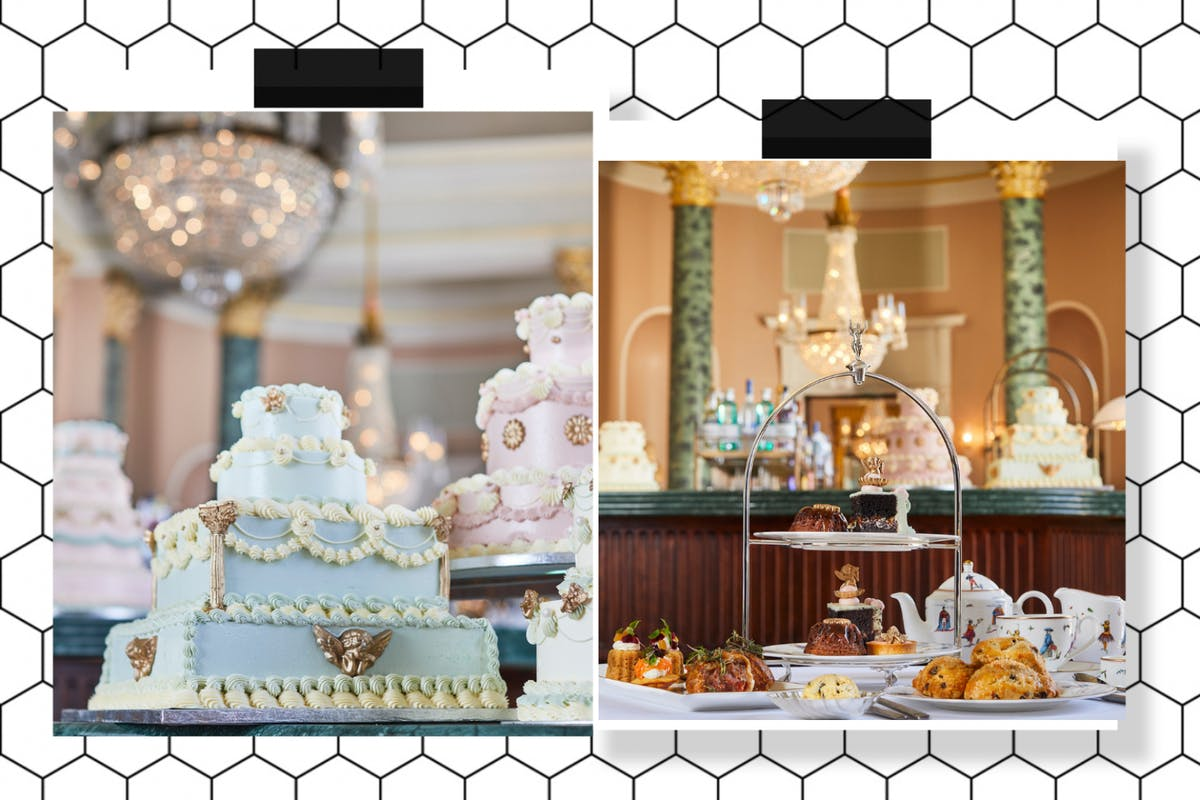Lily Vanilli: Instagram's favourite baker is launching a Regency-inspired afternoon tea in London – and it looks divine