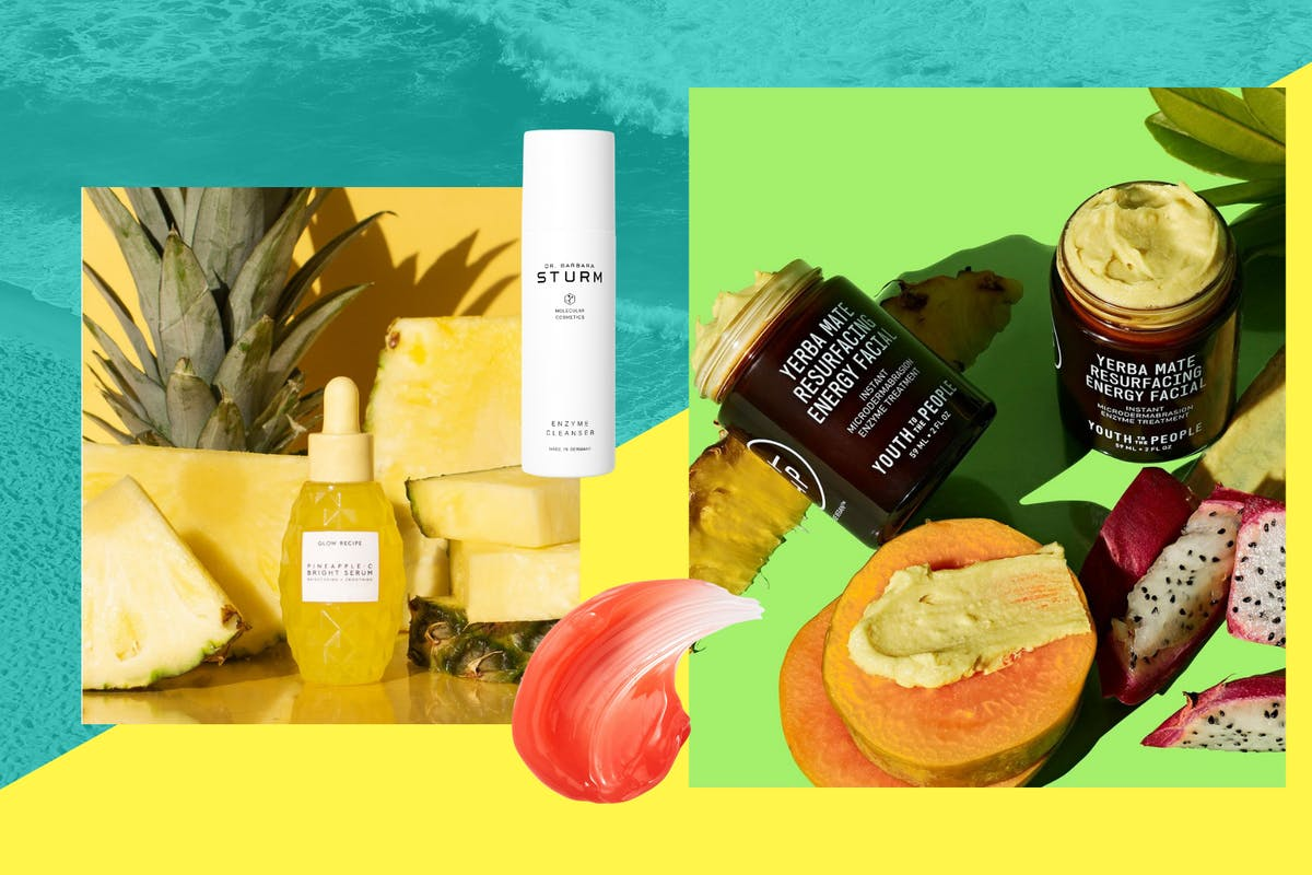 enzymes skincare