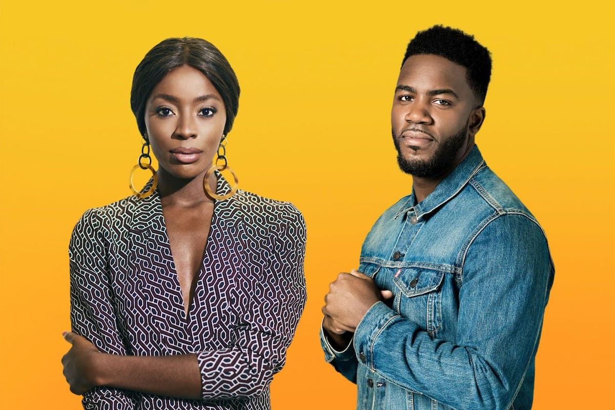 Channel 4's Black To Front: The Big Breakfast