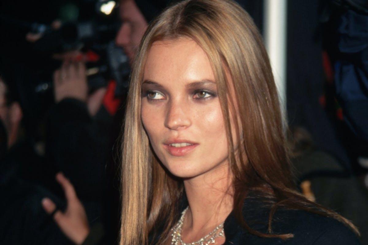 Kate Moss 90s grunge glam