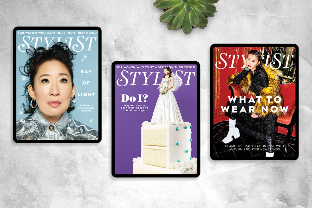 Stylist Magazine: the marriage special