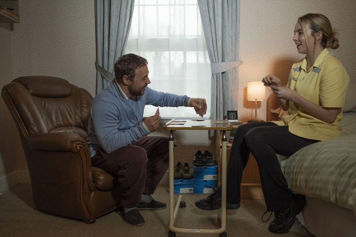 Help drama Channel 4 Jodie Comer Stephen Graham