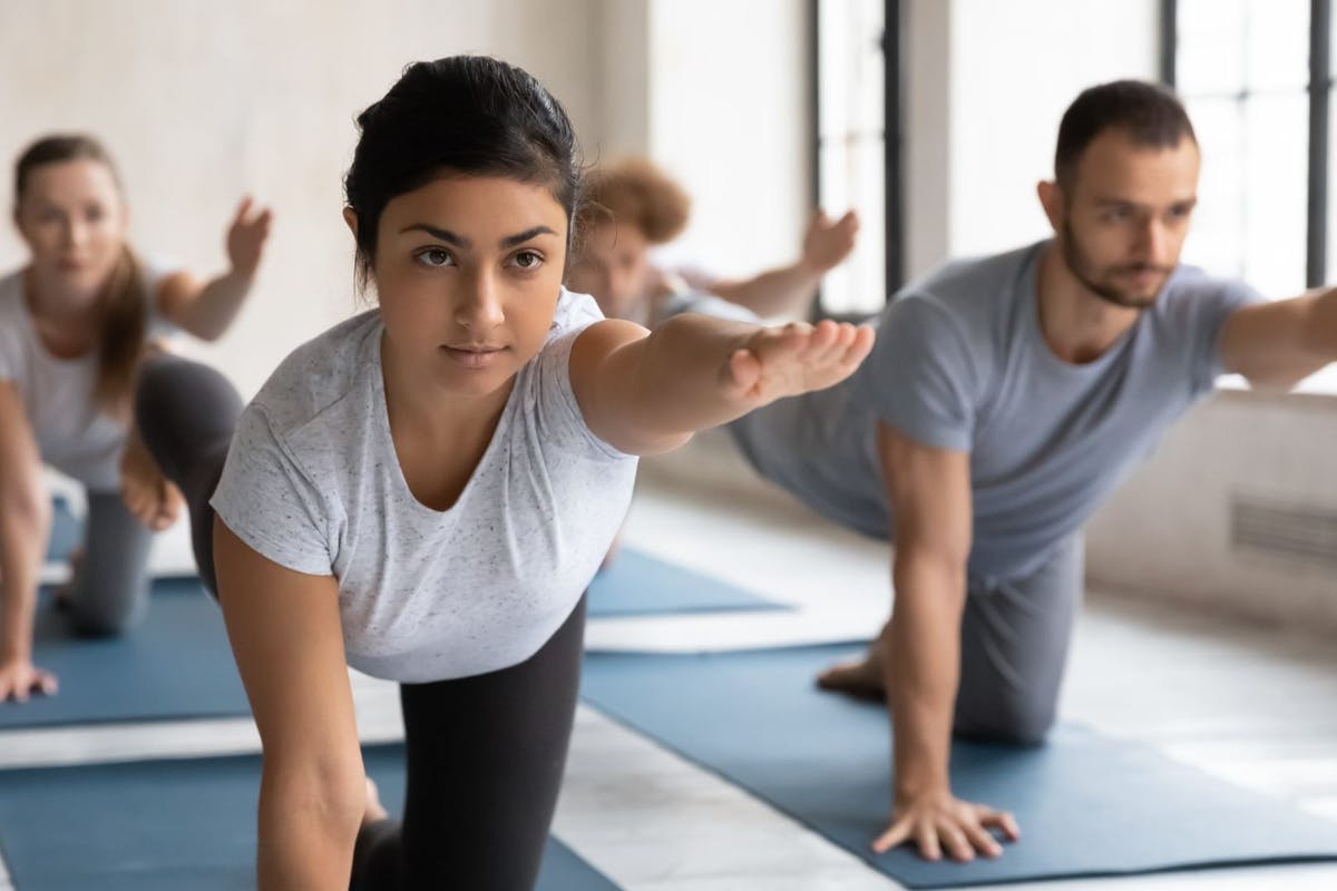 Love yoga and pilates? Get ready to try yogilates