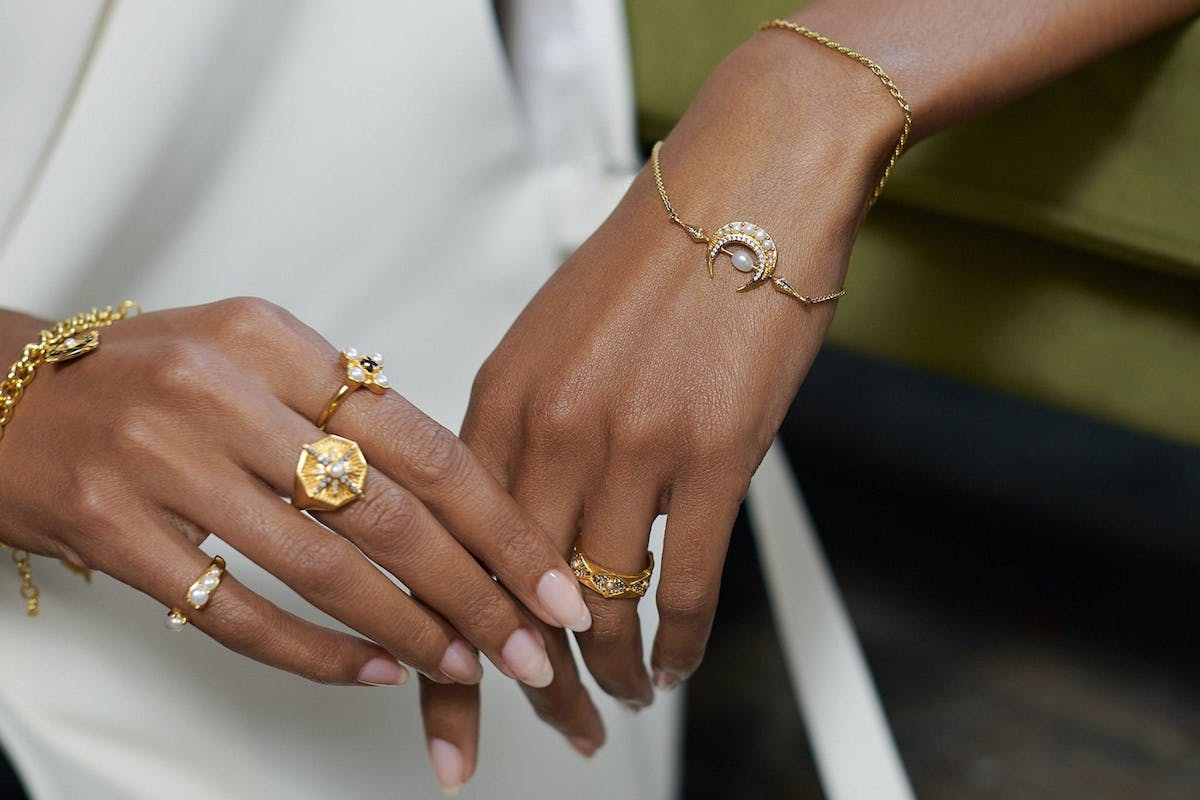 Harris Reed's jewellery collection with Missoma