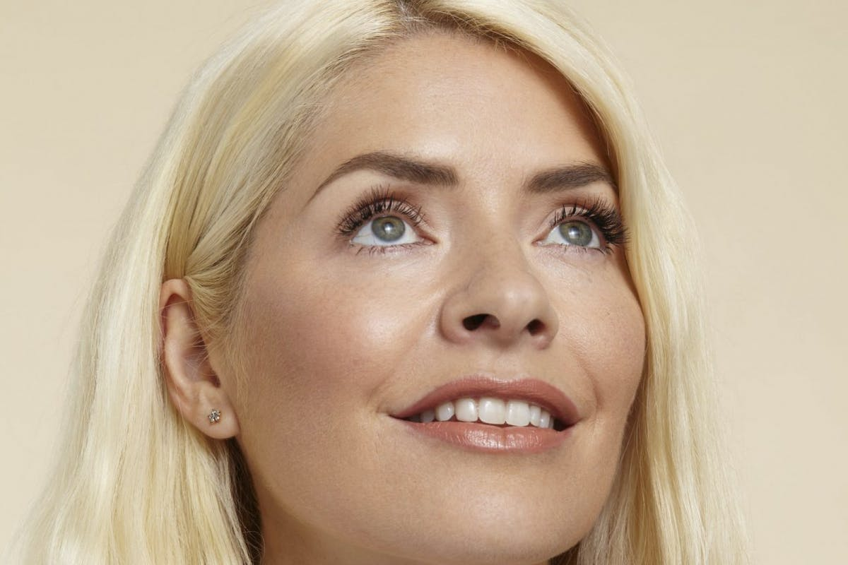 Holly Willoughby in Stylist Magazine