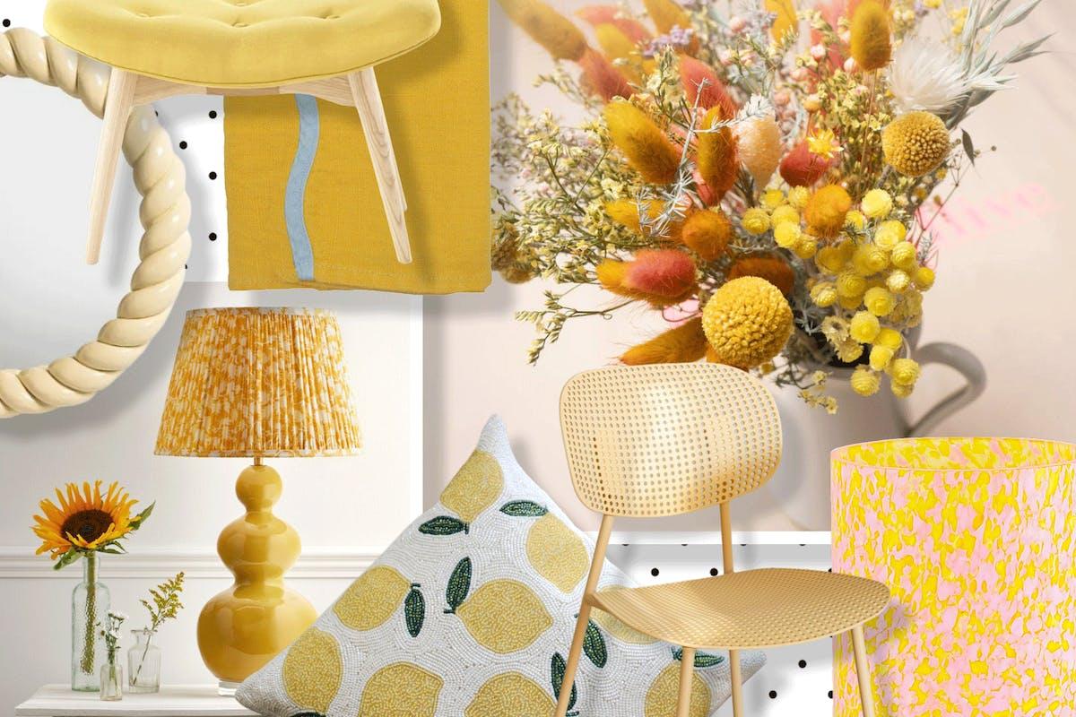 sherbet lemon interiors