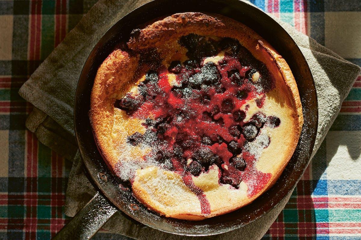 Yorkshire pudding pancake