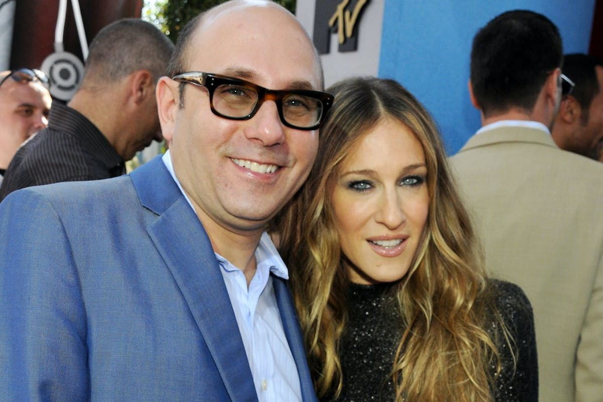 Actor Willie Garson and actress Sarah Jessica Parker arrive to the 2008 MTV Movie Awards at the Gibson Amphitheatre on June 1, 2008 in Universal City, California. (Photo by Jeff Kravitz/FilmMagic)