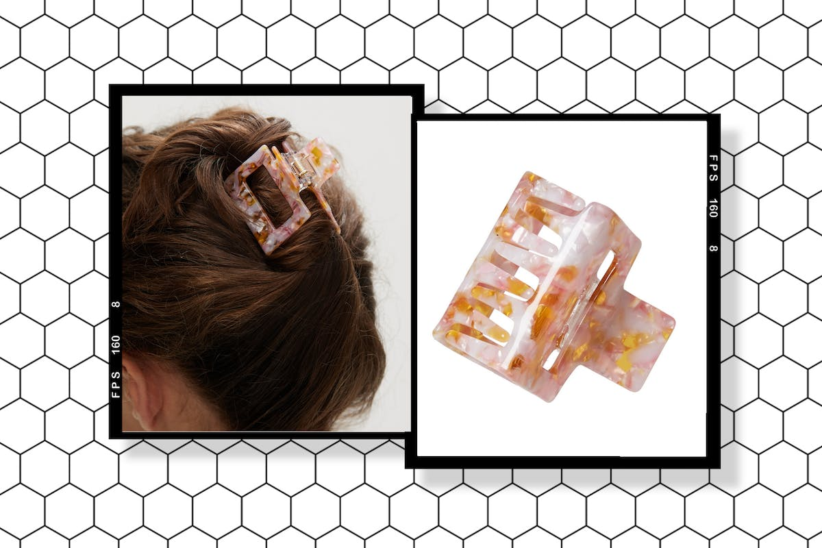 best claw clips return of 90s hair clips