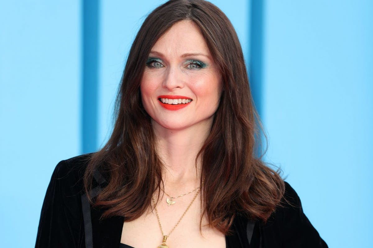 """Sophie Ellis Bextor attends the """"Everybody's Talking About Jamie"""" World Premiere at The Royal Festival Hall on September 13, 2021 in London, England. (Photo by Mike Marsland/WireImage)"""