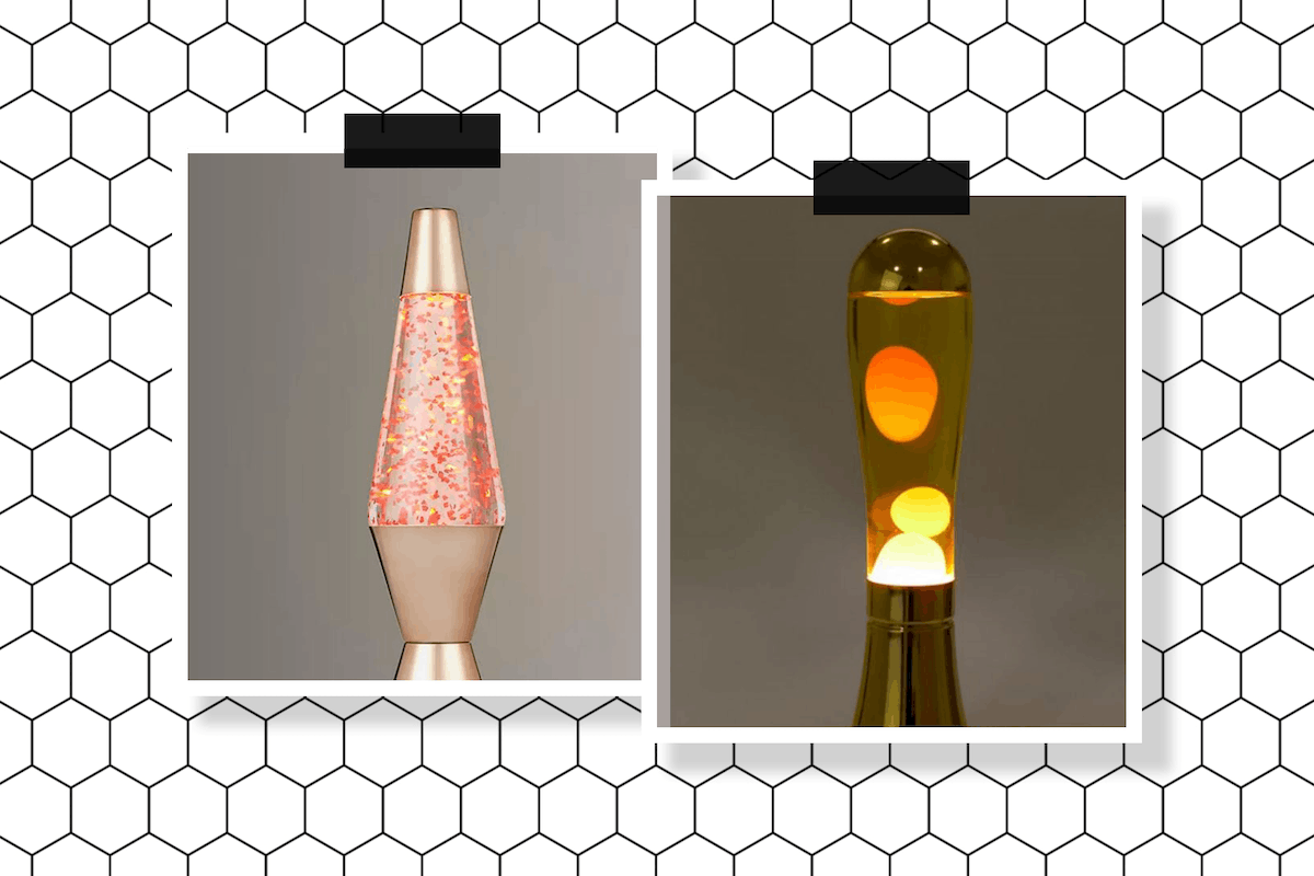 Lava lamps are back