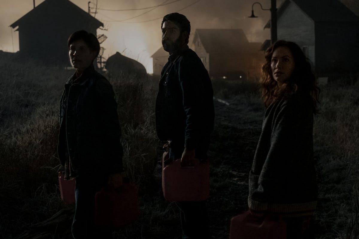 Midnight Mass on Netflix: production still