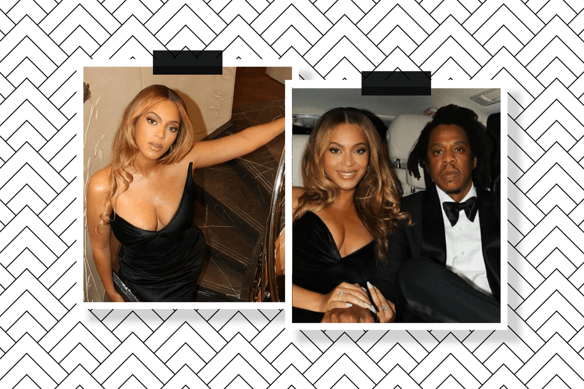 Beyoncé delivers lesson in date night dressing