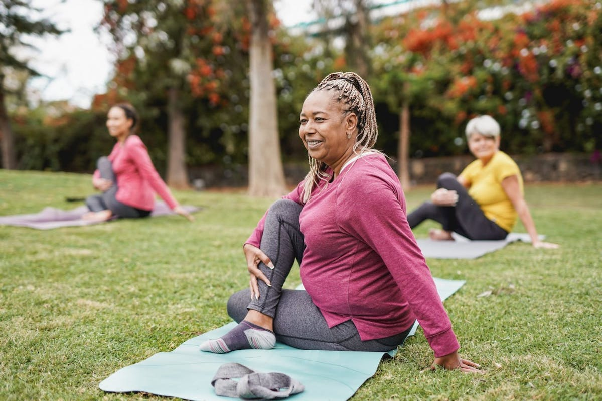Why you need to try yoga and freewriting