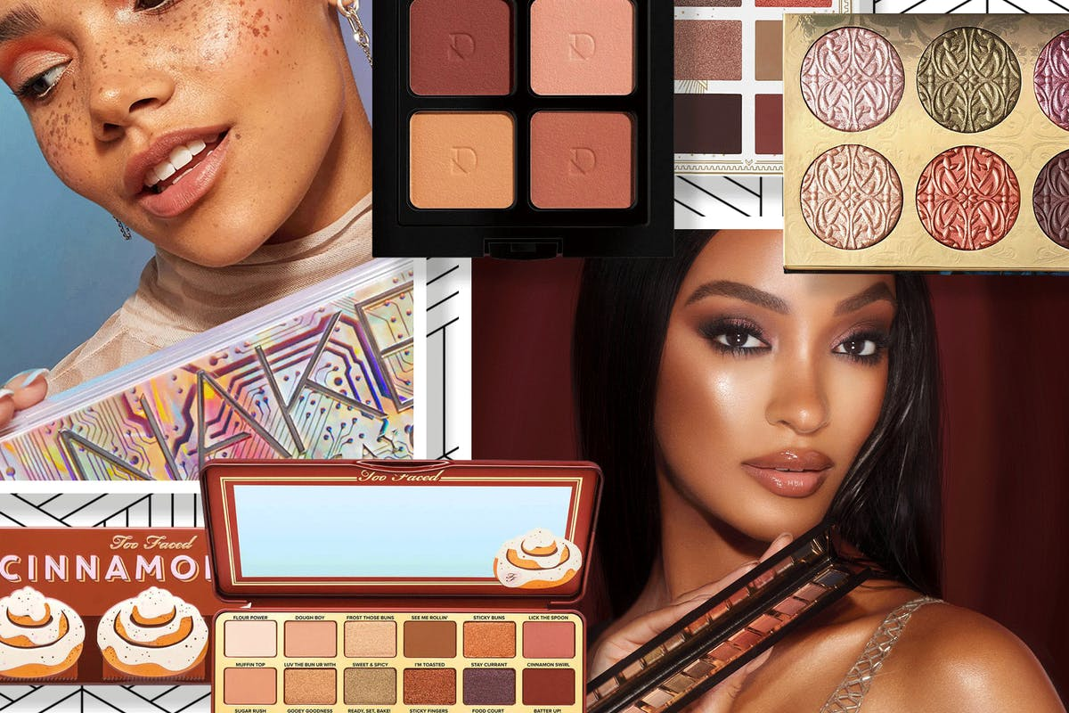 best eyeshadow palettes for autumn