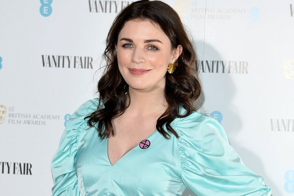 Aisling Bea attends the Vanity Fair EE Rising Star BAFTAs Pre Party at The Standard on January 22, 2020 in London, England. (Photo by Jeff Spicer/Getty Images)